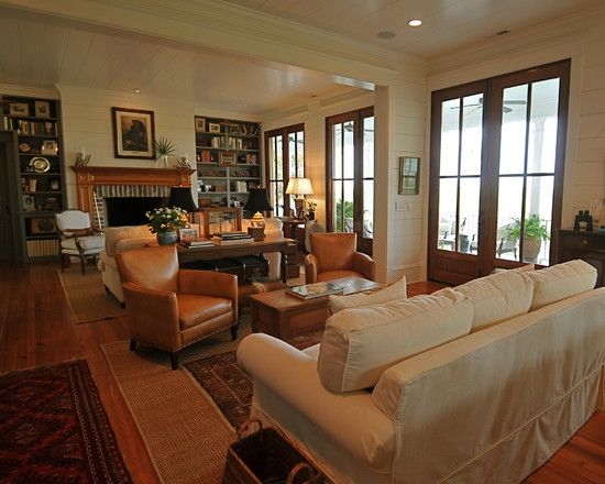 17 best images about craftsman homes on pinterest for Craftsman living room ideas