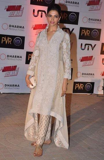 Style evolution: Deepika Padukone