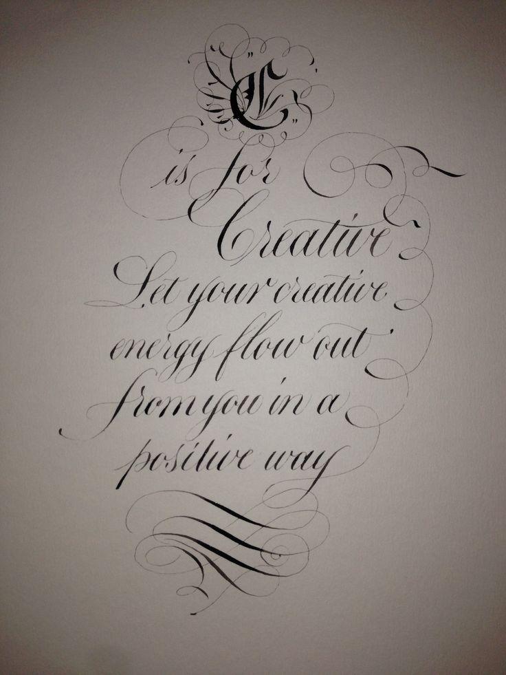 846 Best Images About Calligraphie Et Enluminure