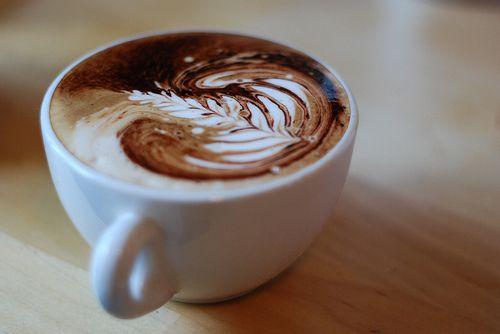 I heart latte's