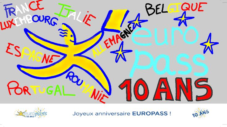 #Europass #conferasmus Join the party: #Europass10Years