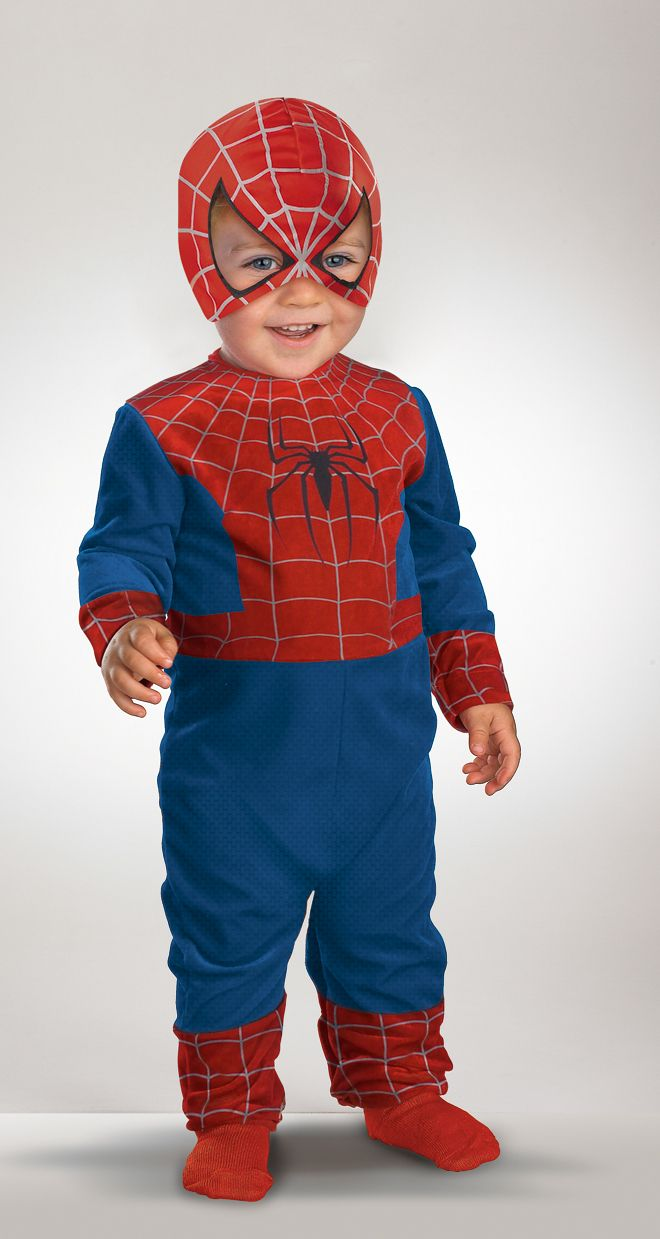 Spiderman Halloween Costumes