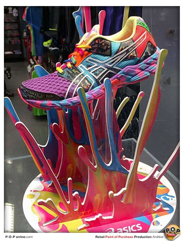 asics-show-paint-splash-Display-retail-point-of-sale-print-production-blog