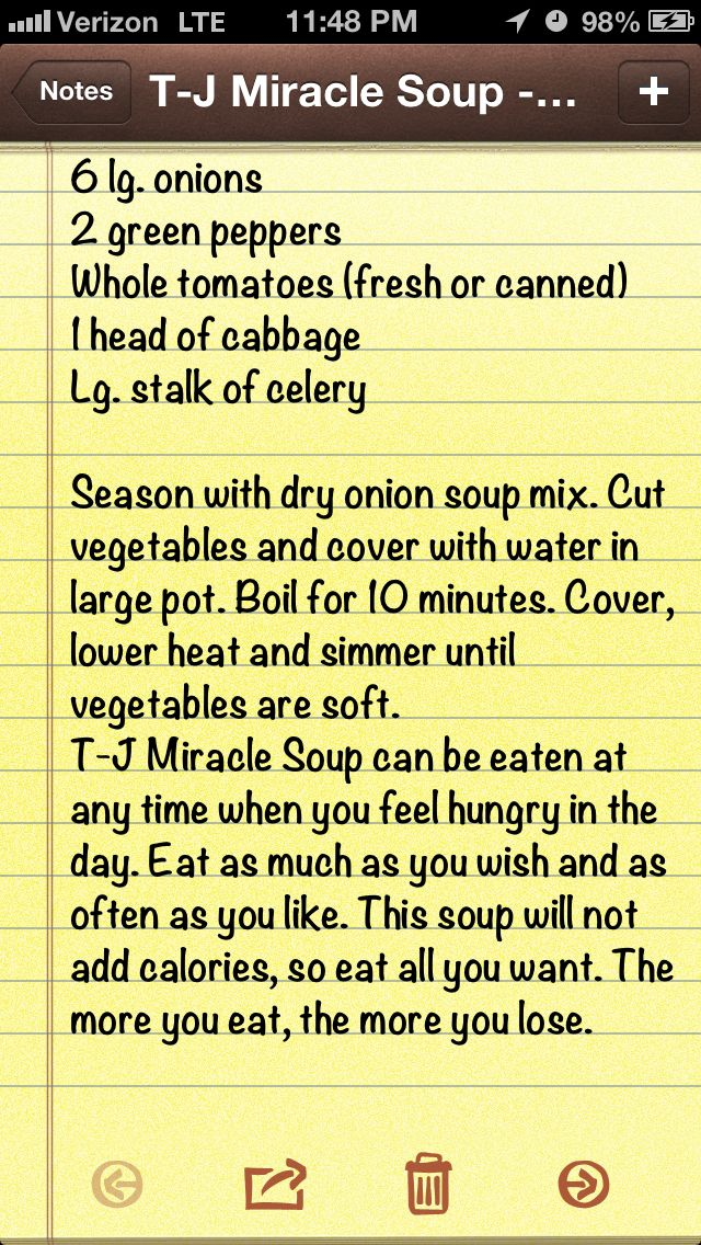 Detox Soup, Cabbage Soup Recipes