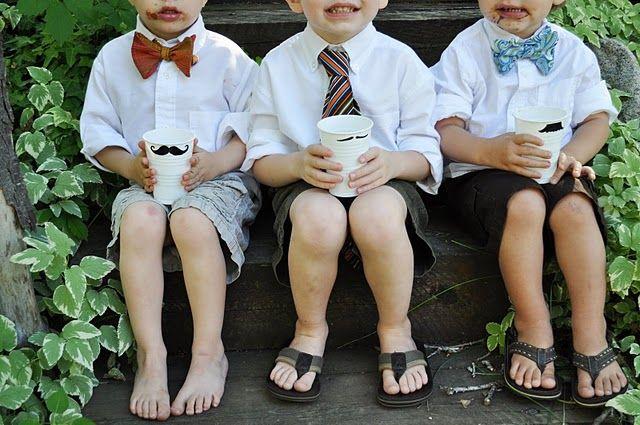 Little Man Tea Party: Mustaches Parties, Bows Ties, Birthday Parties, Boys Parties, Tea Parties, Little Man Parties, Parties Ideas, Little Boys, Teas Parties