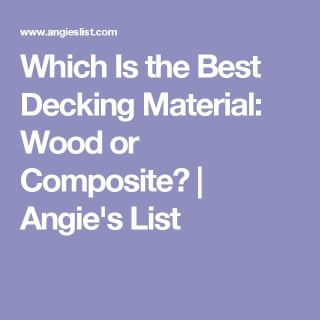 17 best ideas about decking material on pinterest cheap for Best decking material to use
