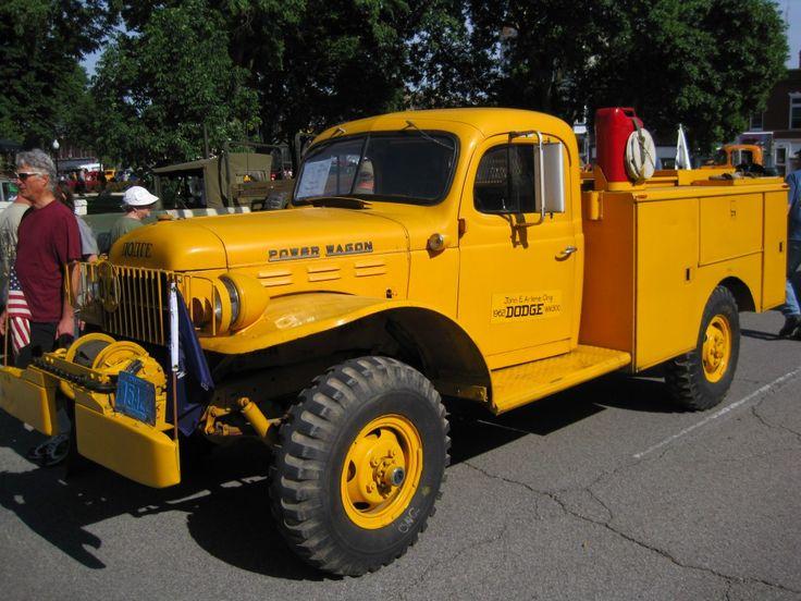 1962 Dodge Power Wagon