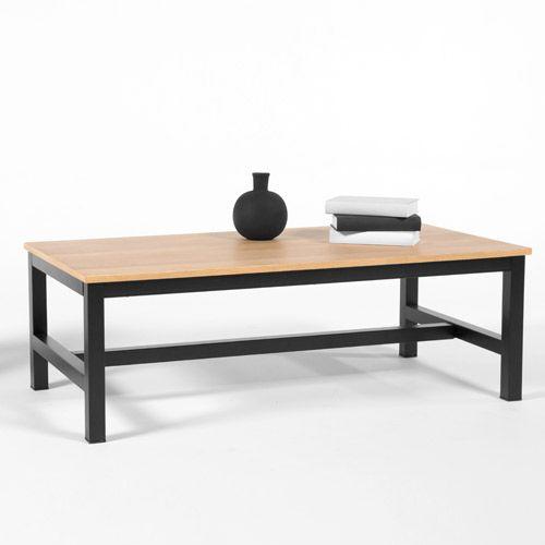 25 best ideas about pied metal on pinterest location de van etagere bois - Table chene pied metal ...