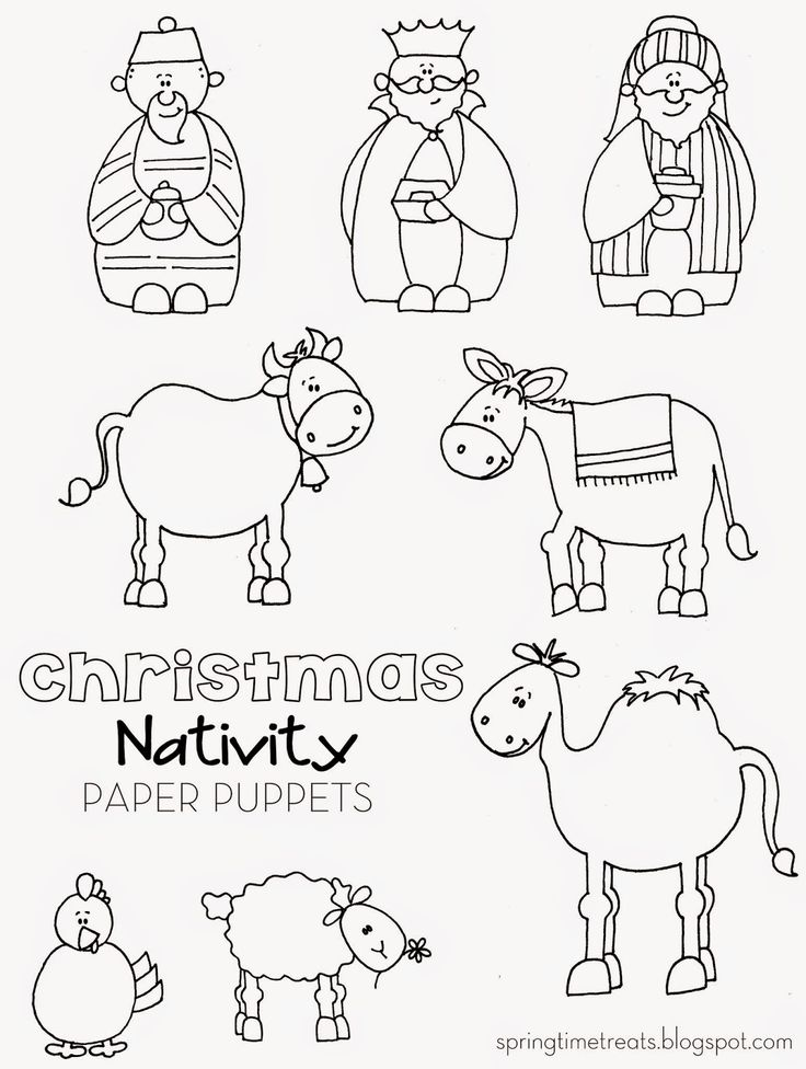 I'm pretty excited to share this with you!!     I tried last year to make nativity blocks . I didn't like how they turned out. They needed ...