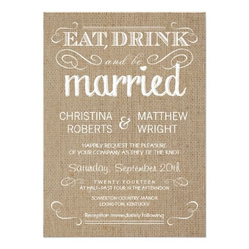 119 best Winter Wedding Invitations images on Pinterest Zazzle