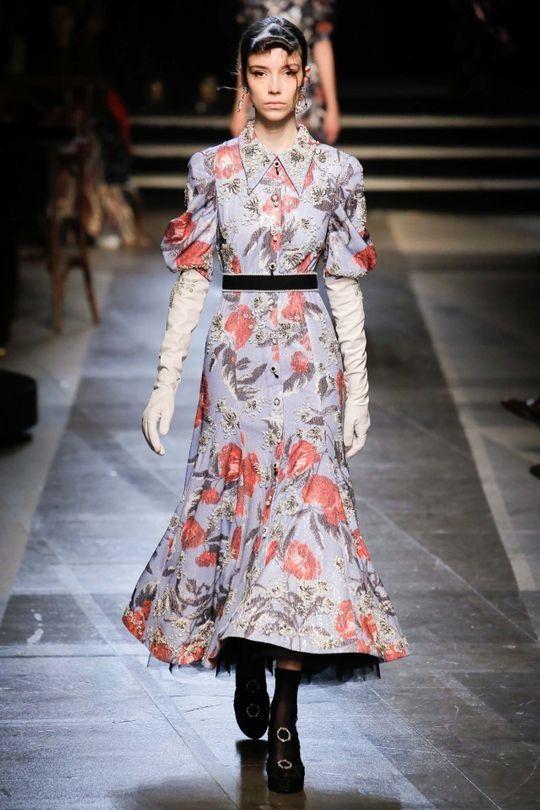 Erdem ready-to-wear spring/summer '18 - Vogue Australia