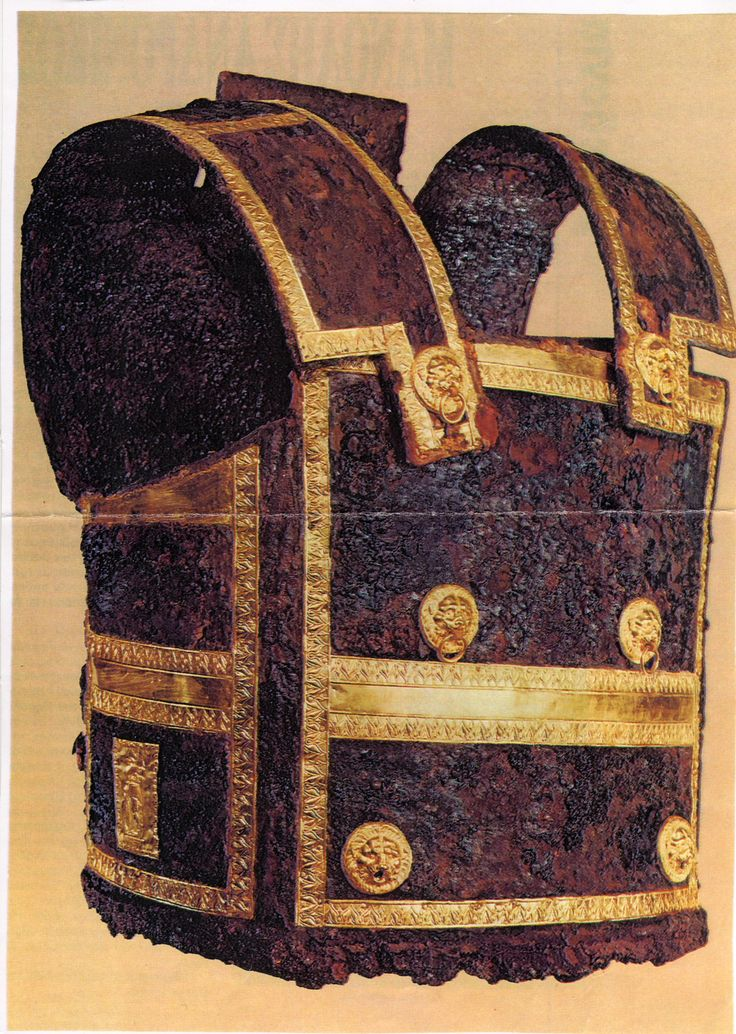 alexander the great tomb | ... gold from the armor of alexander the great it is a gift of the island