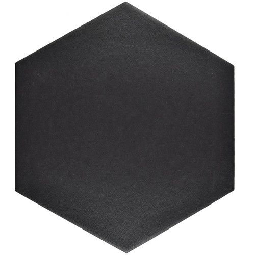 "Found it at AllModern - Tessile 8.63"" x 9.88"" Porcelain Field Tile in Black"