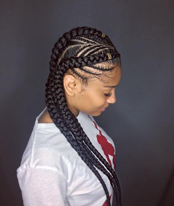 Best Creative Braided Hairstyles