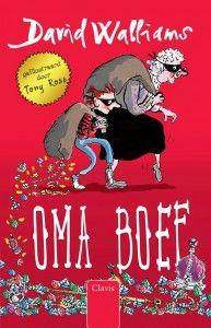 Boekentip 6 t/m 9 jaar: Oma Boef - David Walliams. Reserveer: http://www.bibliotheekarnhem.nl/zoeken/?query=oma+boef+david+walliams