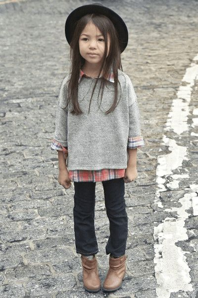 We're loving her ensemble!  25 Kids Who Are Way More Fashionable Than The Rest Of Us • Page 5 of 5 • BoredBug