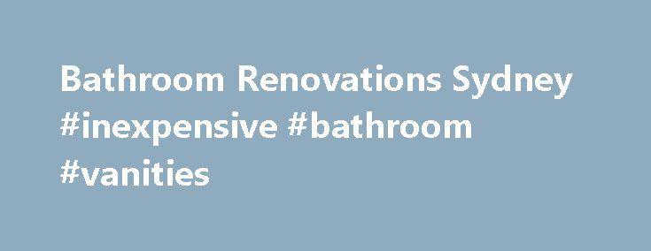 25 best ideas about bathroom renovations sydney on for Best bathroom renovations sydney