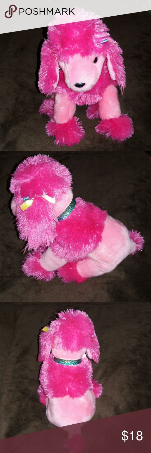 TY Beanie Buddy - PARFUM the Poodle (9.5 inch) From the Ty Beanie Buddies collection. Plush stuffed animal collectible toy. Mint with mint tags (with heart & tush tags). Approximate size: 9.5 inches. One of the Puppy Dog style TY Buddies.   TY BEANIE BUDDY  Other