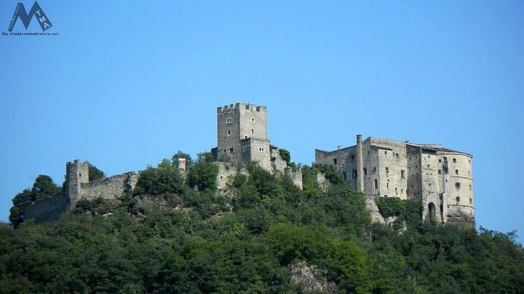 Il castello di Pergine a pochi km da Trento