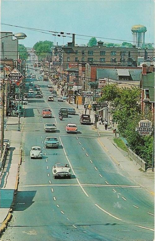 Sudbury, Ontario 1963