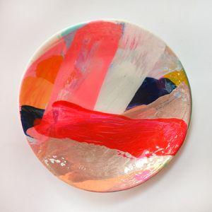 Image of Medium Ceramic Dish 6