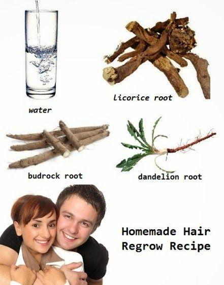 How To Regrow Hair Naturally At Home In Hindi