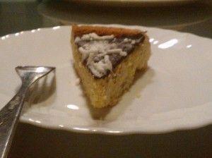 Crostata morbida con crema caffè cioccolato
