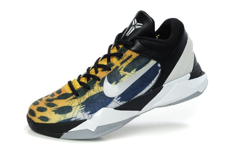 Nike Zoom Kobe Vii Mens Basketball Basketball Shoes Leopard For Sale Outlet
