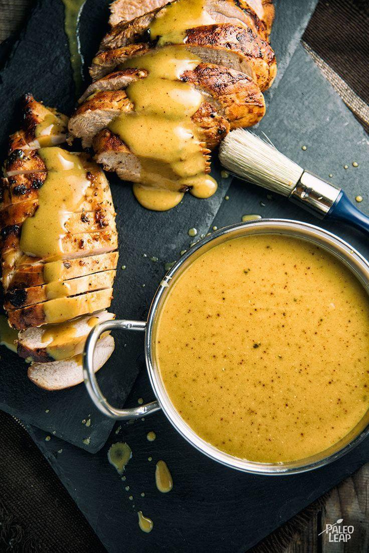 South Carolina-Style Mustard Barbecue Sauce