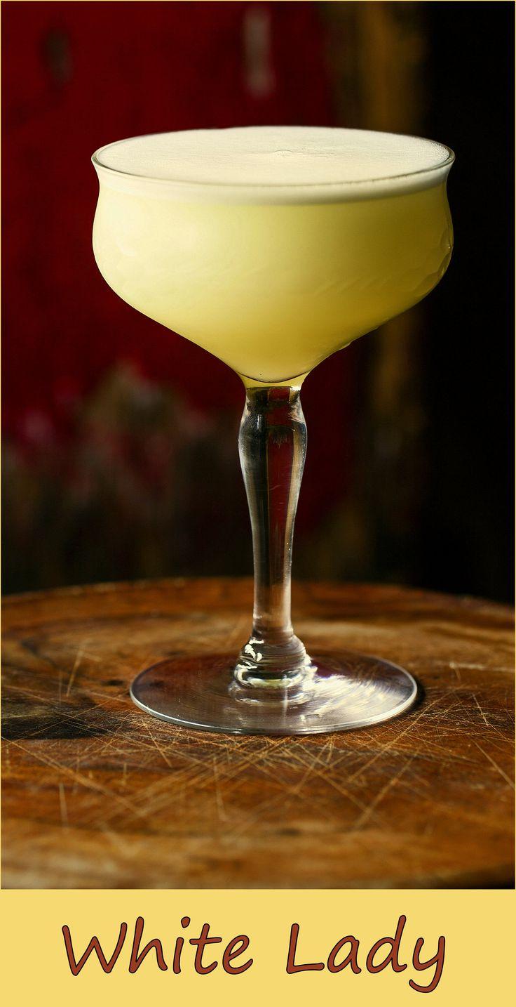 De 20 b sta id erna om white lady drink p pinterest for Food52 lemon bar