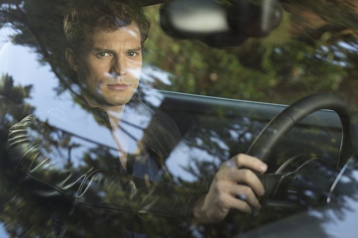 Christian Grey.   Fifty Shades of Grey   In Theaters Valentine's Day