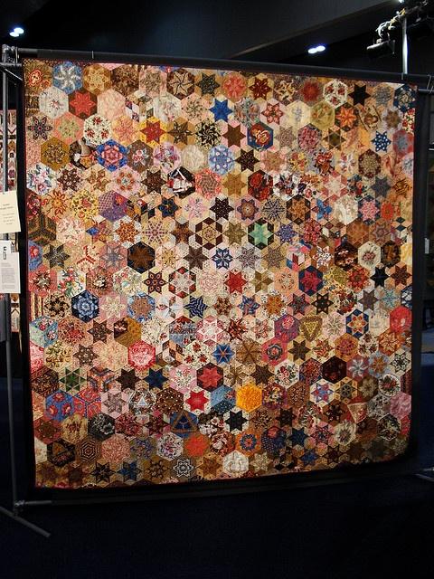 Hexagon stars