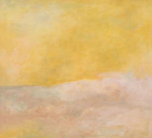 David Findlay Galleries, Jon Schueler (oil on canvas)