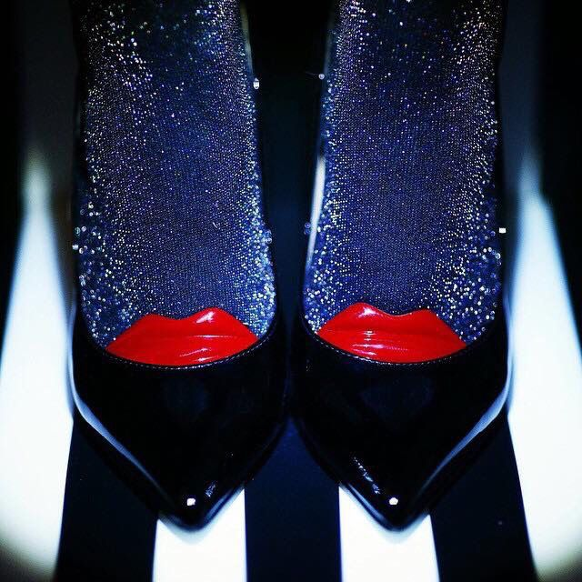 GiannicoByFabioBozzetti #shoes #giannico #lips #shoe #eveningshoes