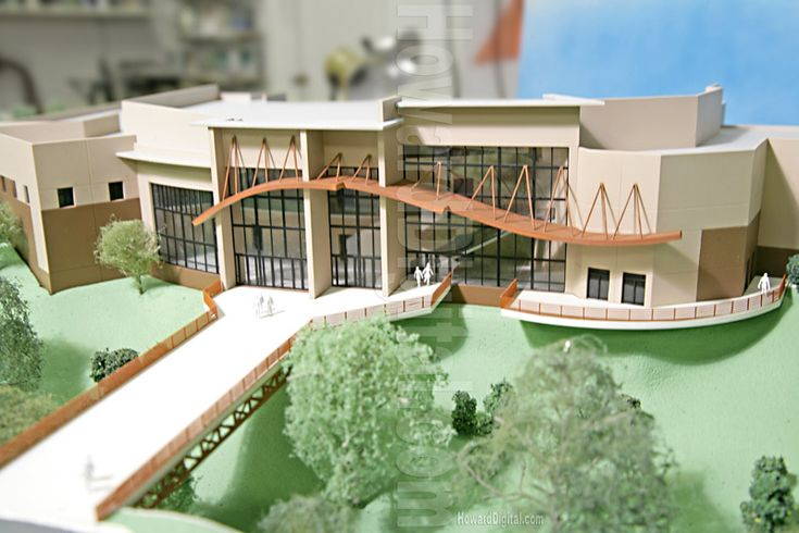Architectural Models - Howard Architectural Models, Architectural Model