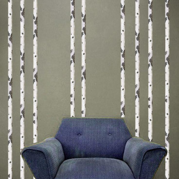 Best 25+ Birch tree wallpaper ideas on Pinterest | Tree ...