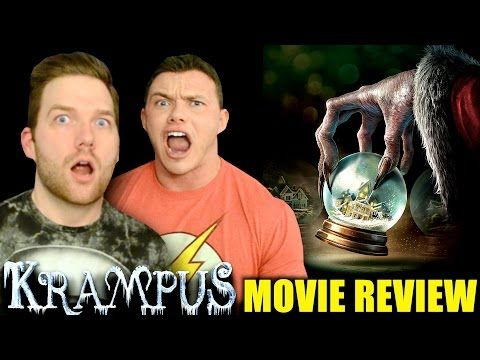 Krampus - Movie Review - YouTube