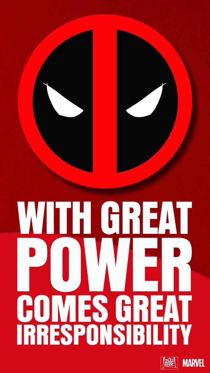 #Deadpool #Fan #Art. (Deadpool (2016 Movie) - Promotional Poster) By: Anthony Tiffin-Steele. (THE * 5 * STÅR * ÅWARD * OF: * AW YEAH, IT'S MAJOR ÅWESOMENESS!!!™) [THANK U 4 PINNING!!!<·><]<©>ÅÅÅ+(OB4E)