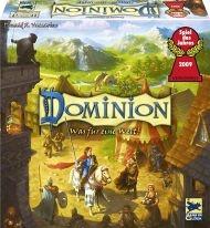 Dominion - Spiel des Jahres 2009 - very fun non-collectible (i.e. affordable) card game.
