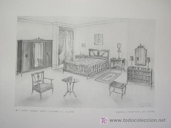 165 best catalogos comerciales antiguos images on - Mueble colonial valencia ...