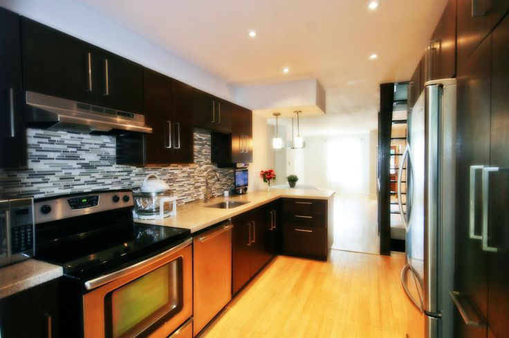 Renovated Solid Brick Semi in the Heart of the Junction Triangle. Stylish Open Concept Main Floor w/pot Lights, Exposed Brick and Designer Flooring Throughout. Granite Kitchen Counters W/Breakfast Bar & S/S Appliances excellent layout for entertaining. Enjoy summer lounging on one of your two decks! Lots of street parking available. Steps to TTC, trendy junction restaturants and shopping. No expense spared, don't miss out on this outstanding property! Website: http://www.79campbellave.com/