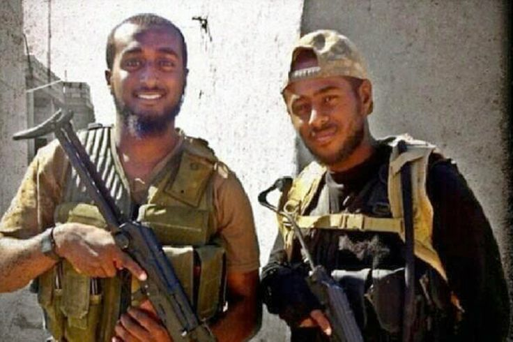 The face of British 'terror tourism': Estate agent and his brother who died in Syria fighting with al-Qaeda