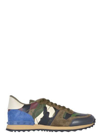 VALENTINO Valentino Shoe Military. #valentino #shoes #valentino-shoe-military