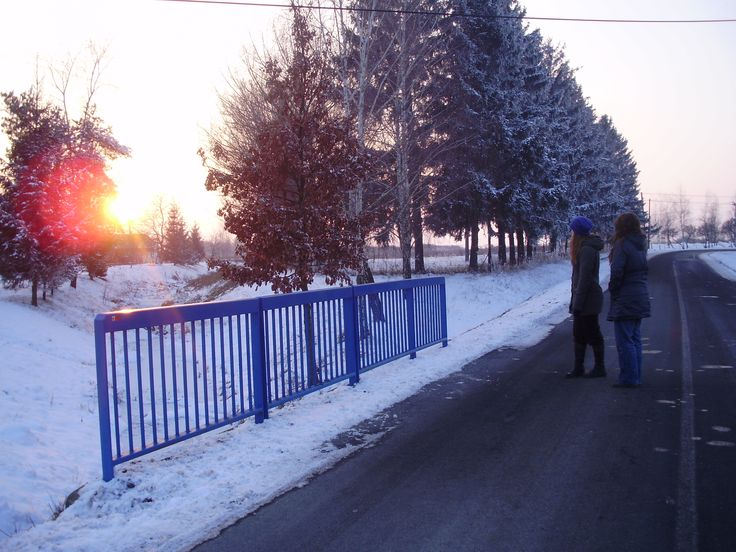 winter village (Slovakia)