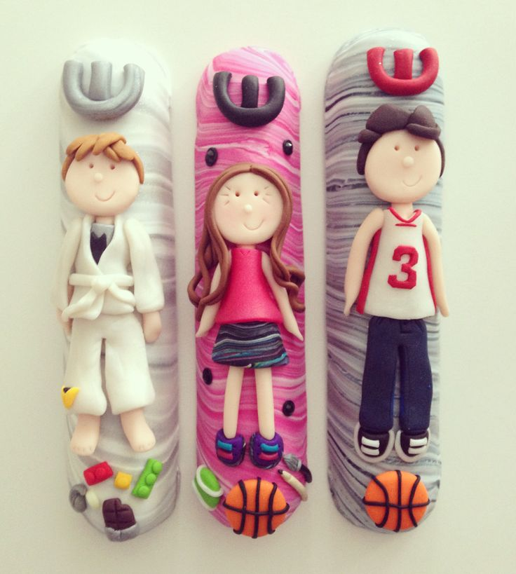 Custom mezuzah covers complete with hobbies and interests!