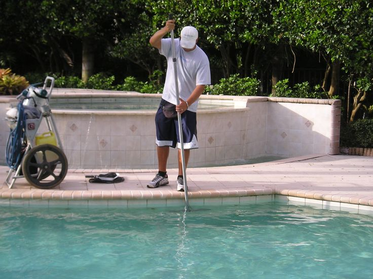 15 Best Swimming Pool Cleaning And Maintenance Images On Pinterest Pool Cleaning Service