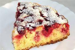 Венский пирог с вишней :  Форум об Италии: «Жизнь в Италии»
