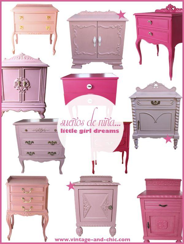 A las niñas les gusta el rosa (y a muchas mamás más todavía) · Little girls love pink