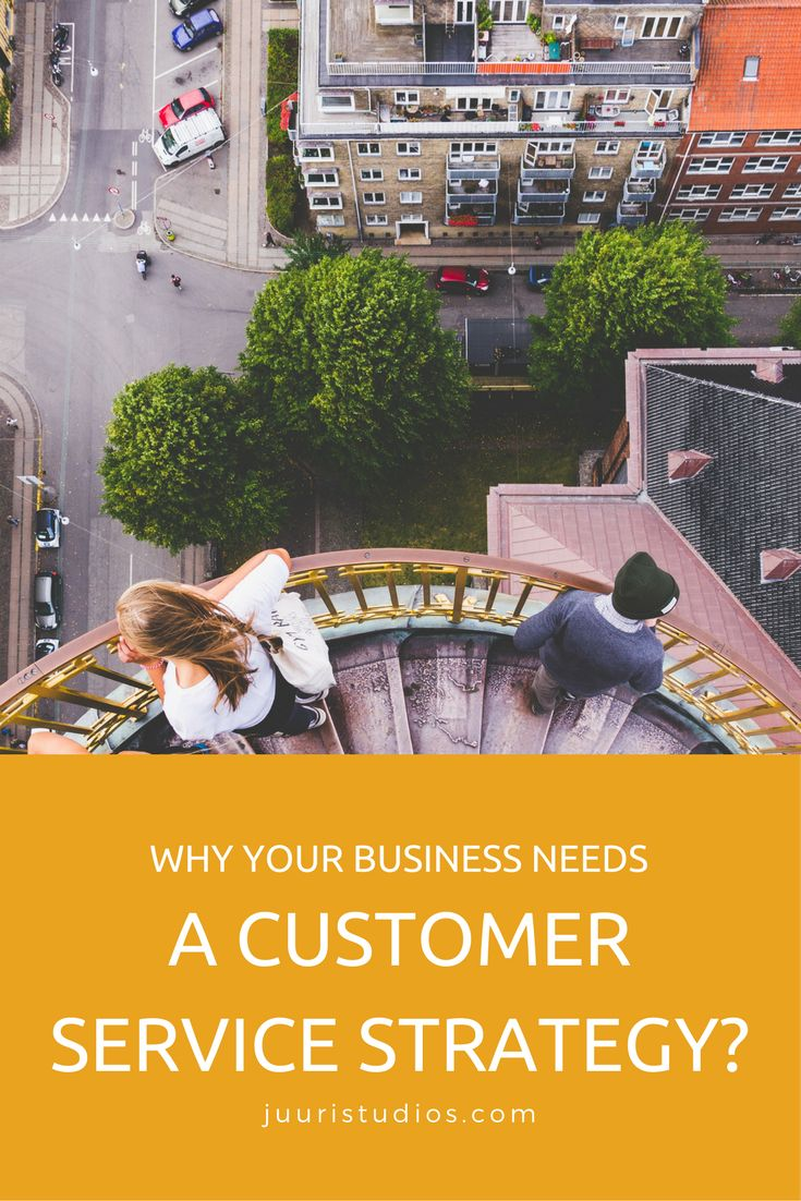 Why your business needs a customer service strategy