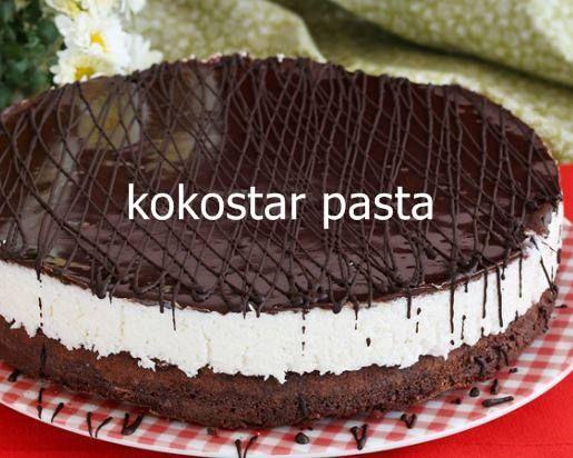 Hem görüntüsü ile hem de lezzeti ile hoş bir pasta yapmaya ne dersiniz? Kokostar pasta tarifimiz görselliği ile olduğu kadar lezzetiyle de göz dolduruyor. Damaklarda enfes bir tat bırakan pastamızın yapılışı da son derece kolay. #yemek #tarifleri #pasta